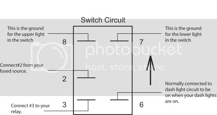 help with wiring carling type switch  the navara forum