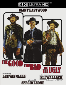The Good, The Bad and The Ugly (4K UHD Disc)